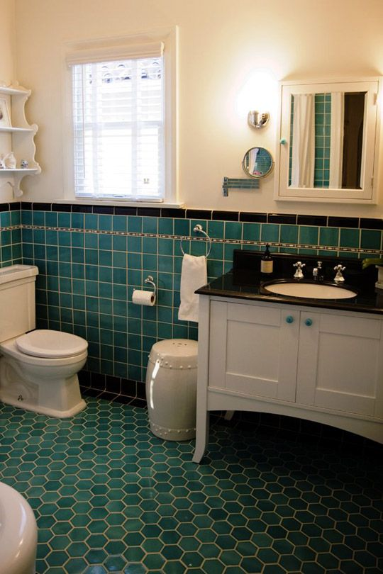 39 Blue Green Bathroom Tile Ideas And Pictures 2019