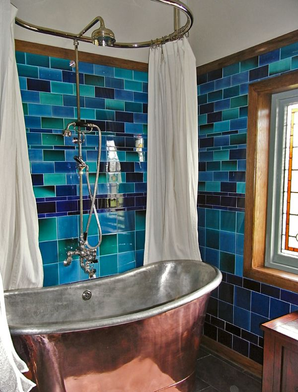 blue and green bathroom ideas 39 blue green bathroom tile ideas and pictures 2835