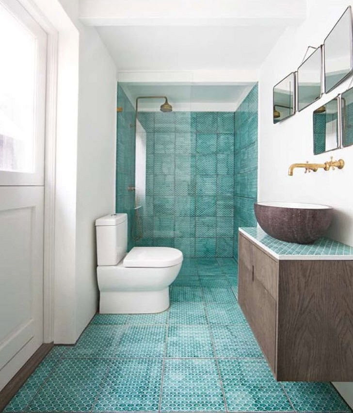 blue and green bathroom ideas 39 blue green bathroom tile ideas and pictures 5361