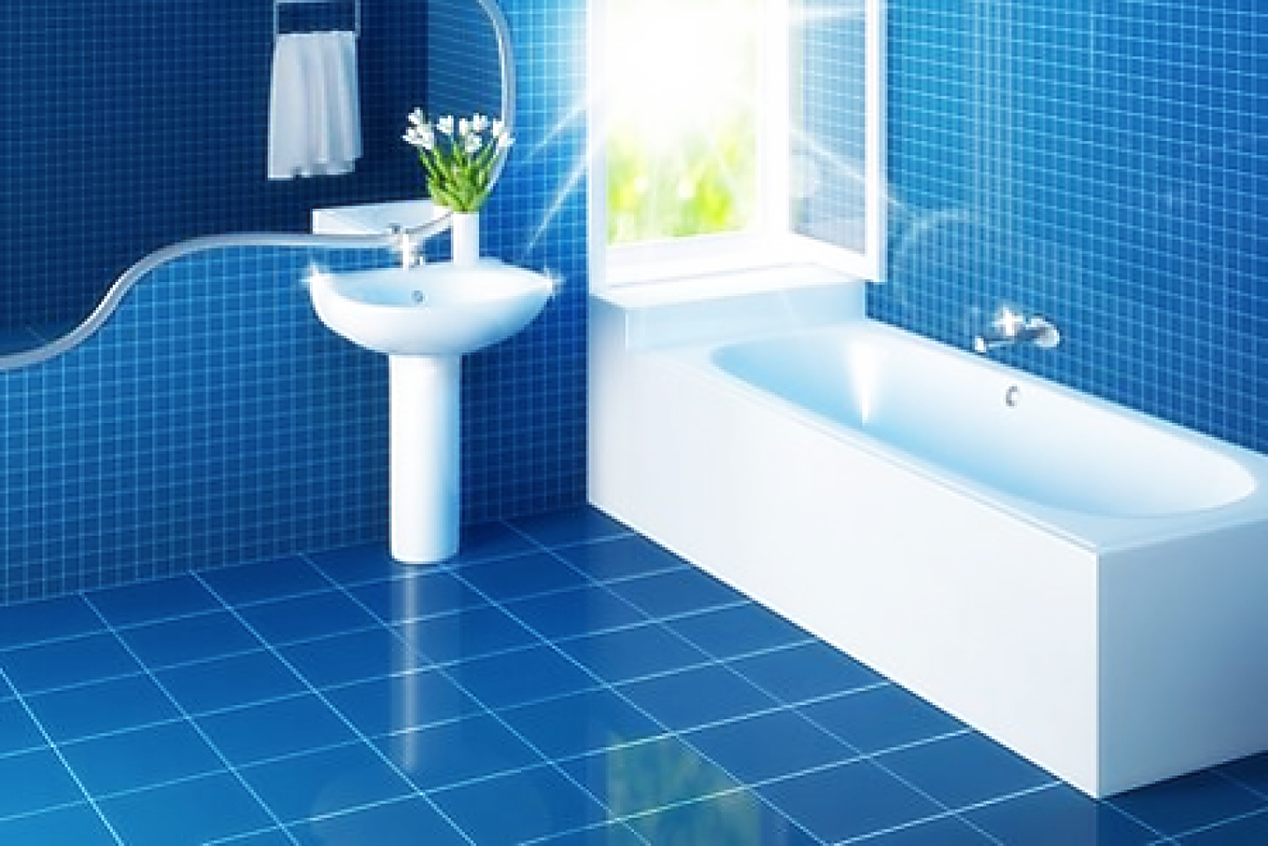 blue bathroom tile ideas fair best 25+ blue bathroom tiles ideas