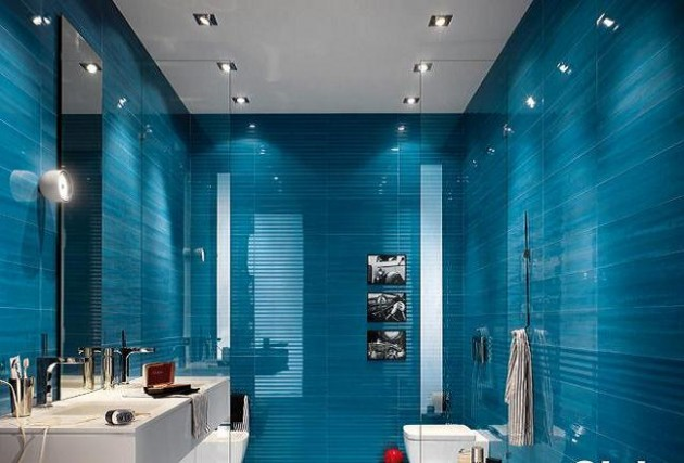 Blue Bathrooms 37 sky blue bathroom tiles ideas and pictures