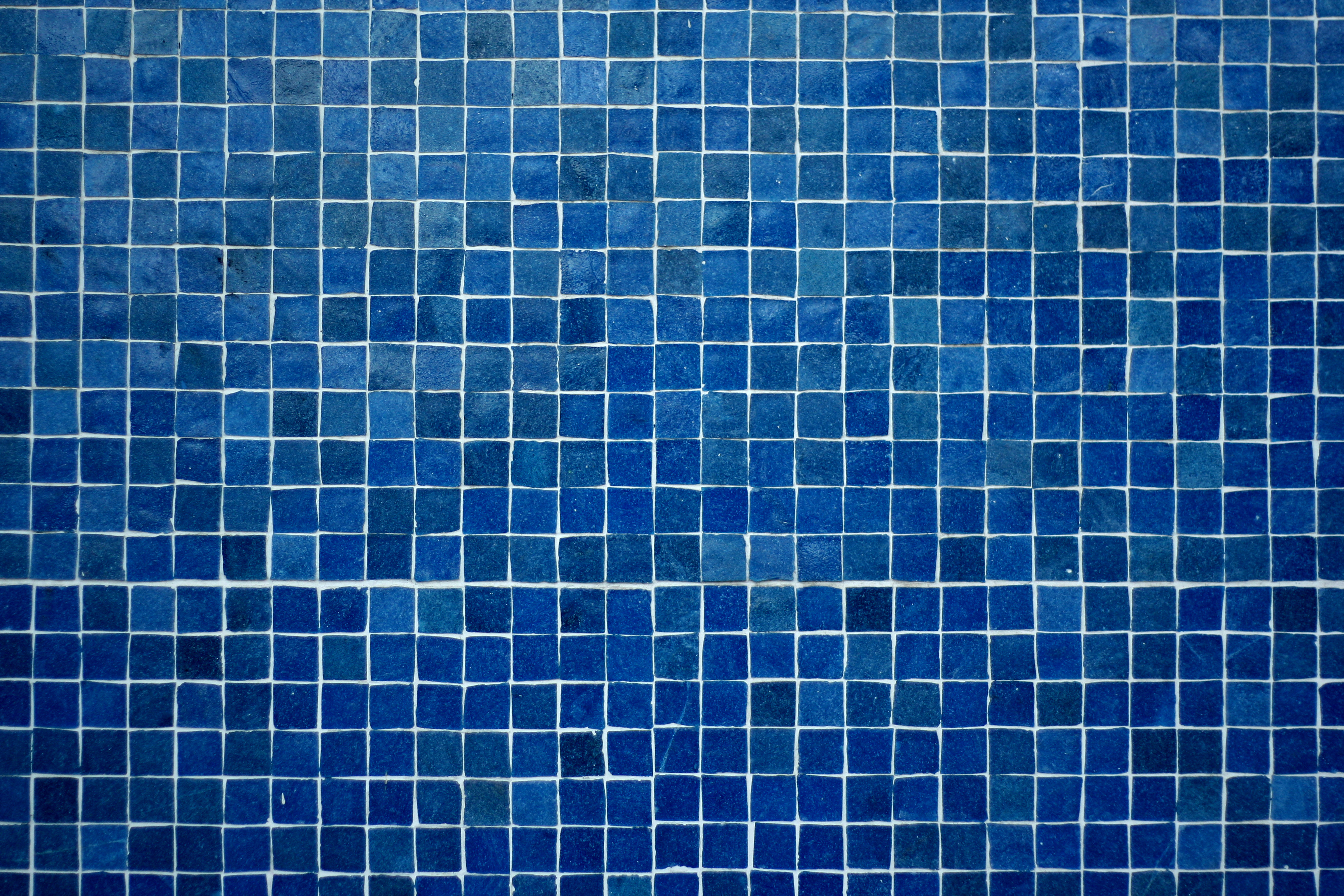 Bathroom Tile Bright Blue