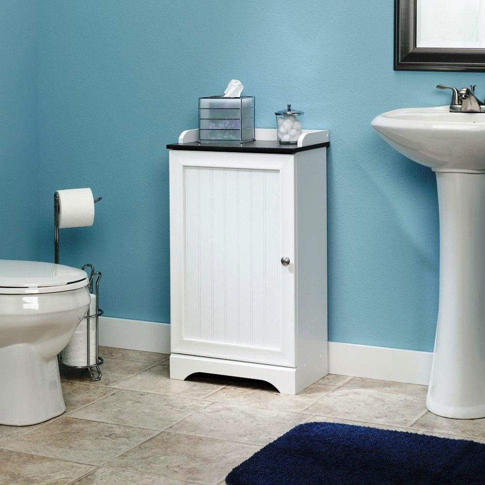 37 small blue bathroom tiles ideas and pictures for White ceramic bathroom bin