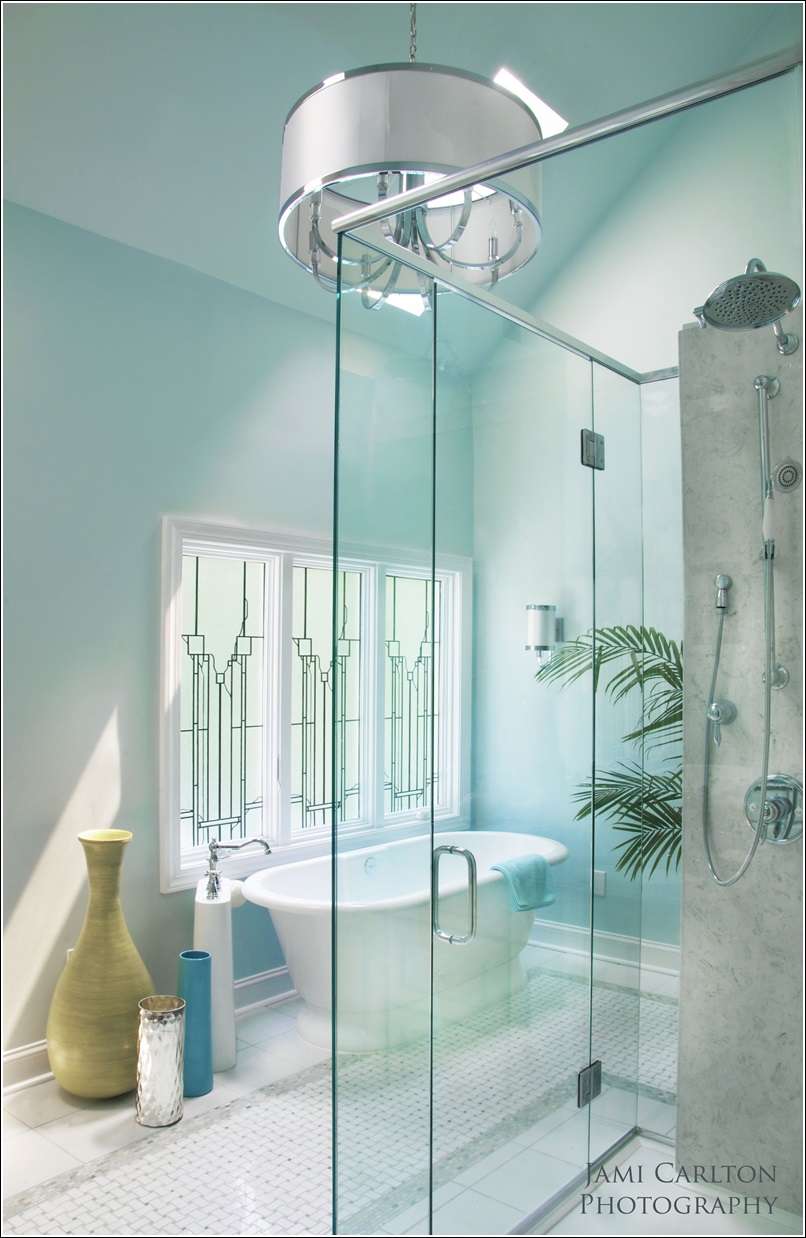 40 sea green bathroom tiles ideas and pictures for Sea bathroom ideas