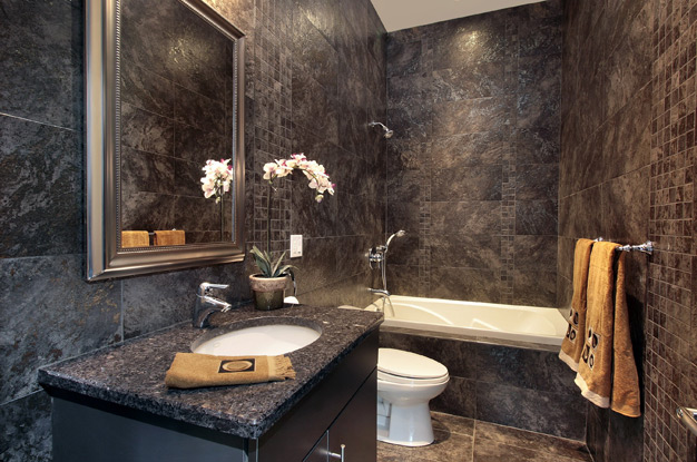 30 pictures of dark tile in small bathroom for the amazing design