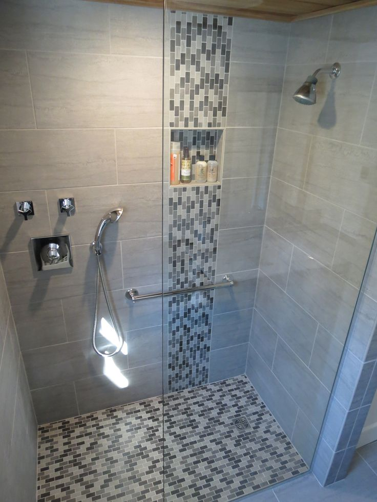 30 grey shower tile ideas and pictures Bathroom tile showers