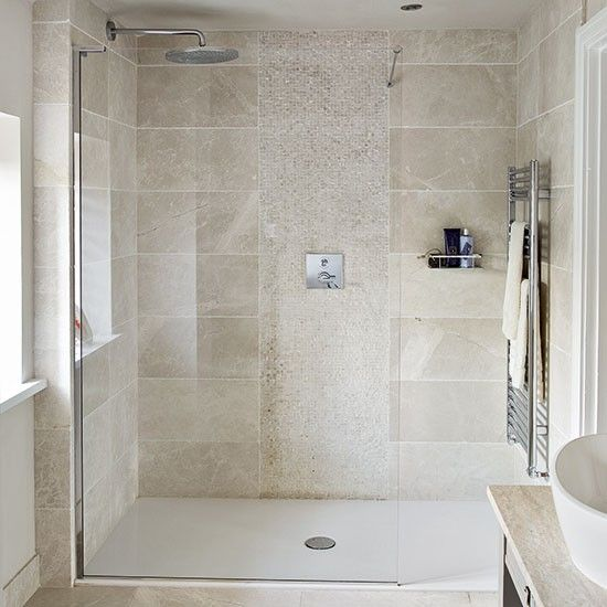 30 grey natural stone bathroom tiles ideas and pictures for Small bathroom natural