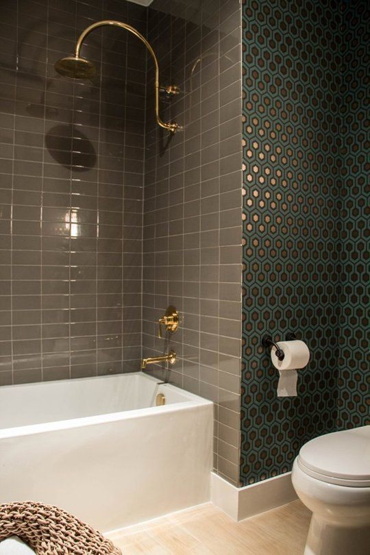 36 Shiny Grey Bathroom Tiles Ideas And Pictures 2019