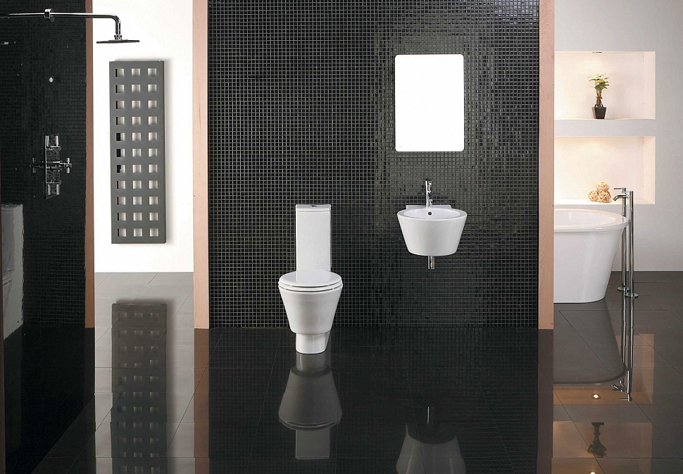 30 pictures for small bathroom subway tile ideas - Bisazza mosaico bagno ...