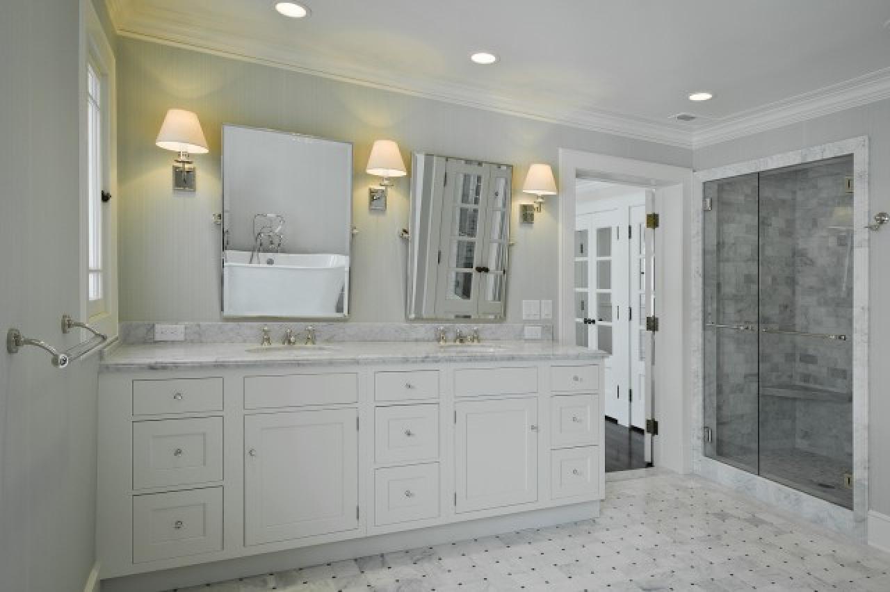 Bathroom White Vanities White Bathroom Vanity Ideas