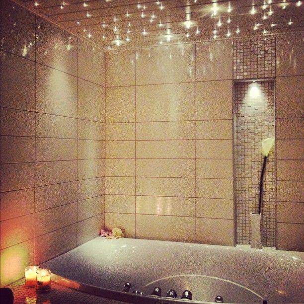 35 Stunning Led Bathroom Tile Lights Ideas