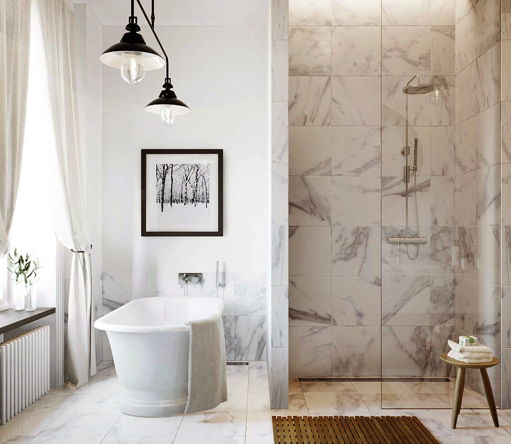 Marble Bathroom Tiles Pros And Cons