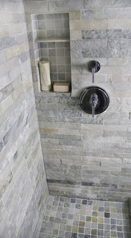 30 grey shower tile ideas and pictures