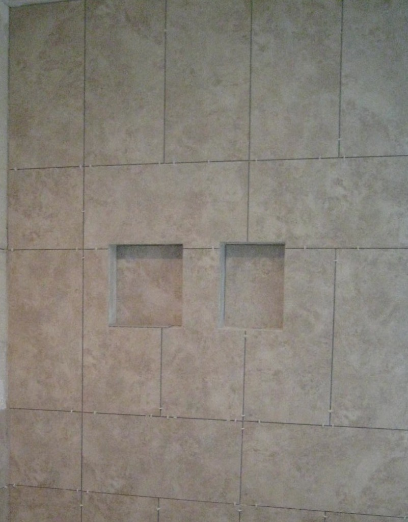 19 amazing ideas how to use ceramic shower tile for Ceramic tile bathroom ideas pictures