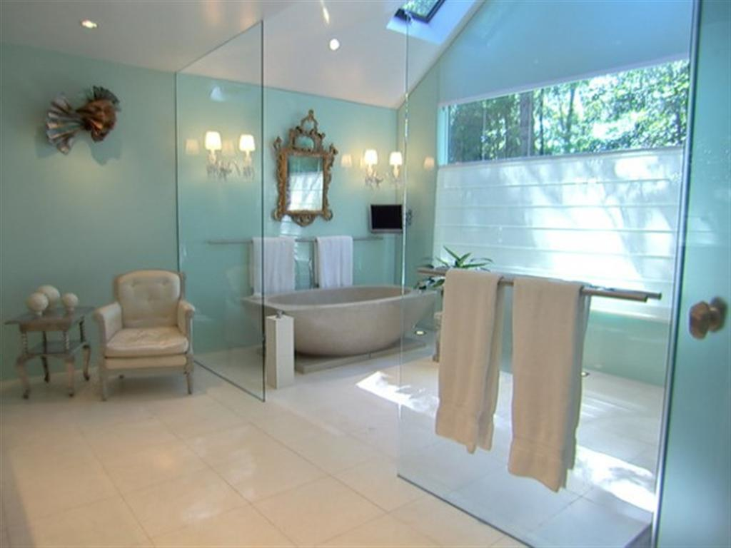 25 clear glass bathroom tiles pictures