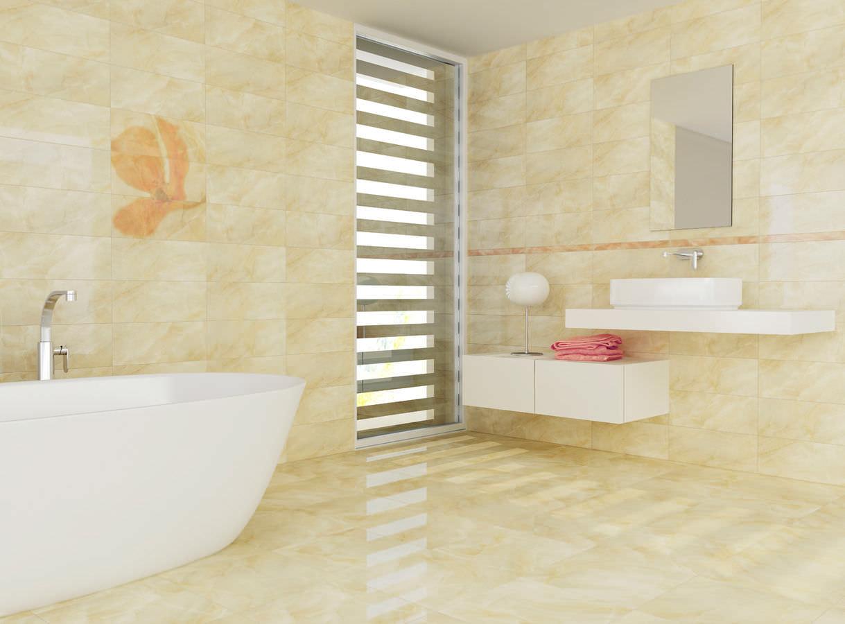 Ceramic Tile Sizes Bathroom