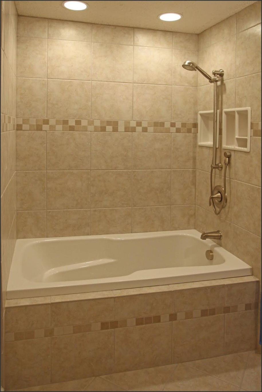 23 Great Pictures Of Travertine Tile Patterns Bathroom