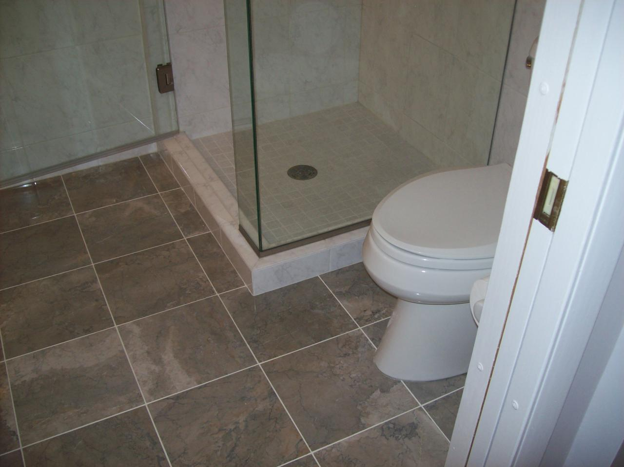 24 ideas to answer is ceramic tile good for bathroom floors for Ideas for bathroom flooring