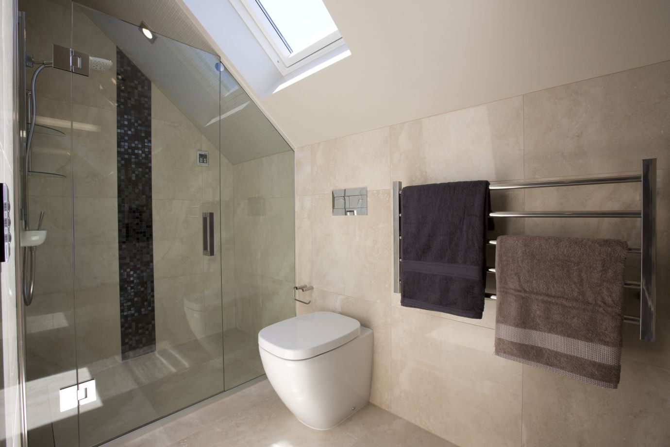 30 Nice Pictures And Ideas Contemporary Bathroom Tile