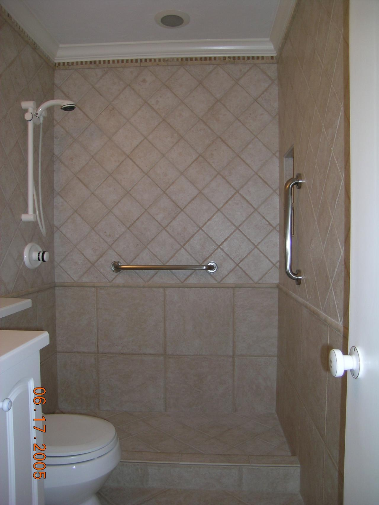 Porcelain Or Ceramic Tile For Shower Images Tile Flooring Design Ideas