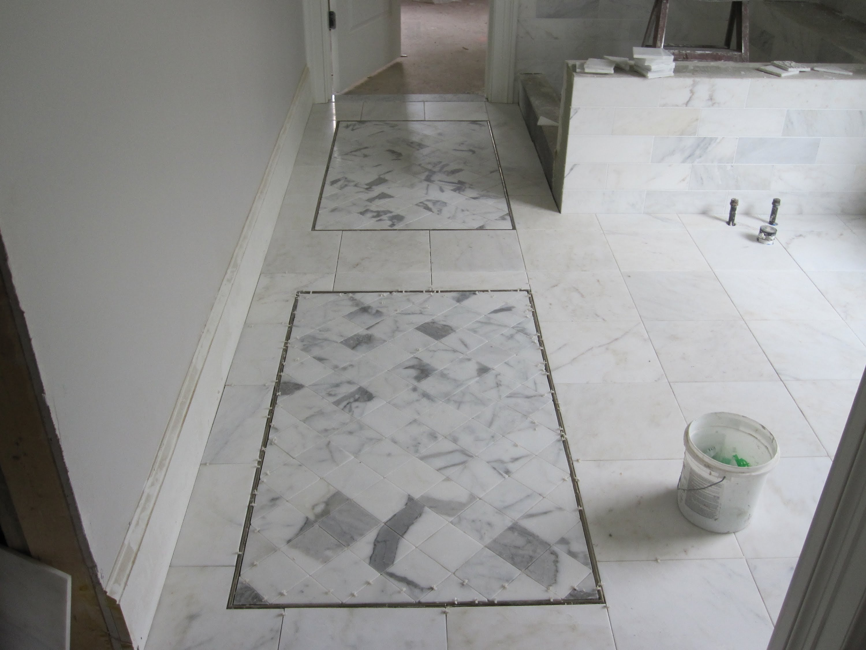 20 ideas to answer is marble tile good for bathroom floor 16 dailygadgetfo Choice Image