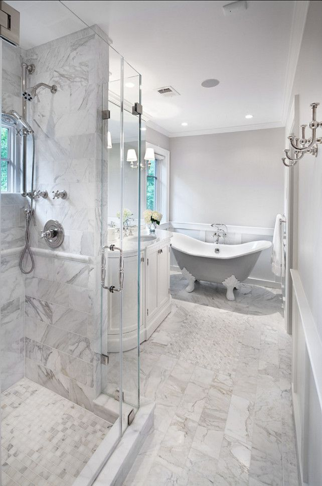 30 Grey Marble Bathroom Tile Ideas And Pictures 2019