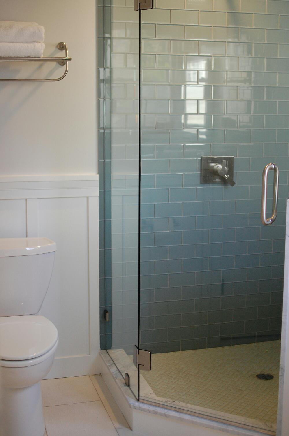 glass tile bathroom designs 30 cool pictures of tiled showers with glass doors esign 18493