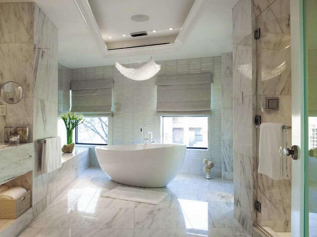 Stunning Ideas Of Clean Marble Bathroom Tiles - Marble bathroom ideas