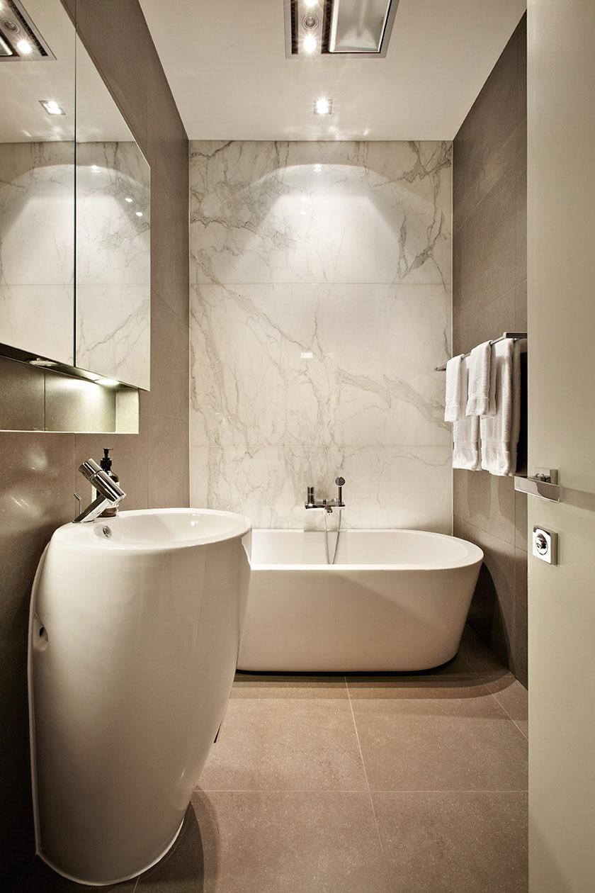 Bathroom Hex Tile Ideas