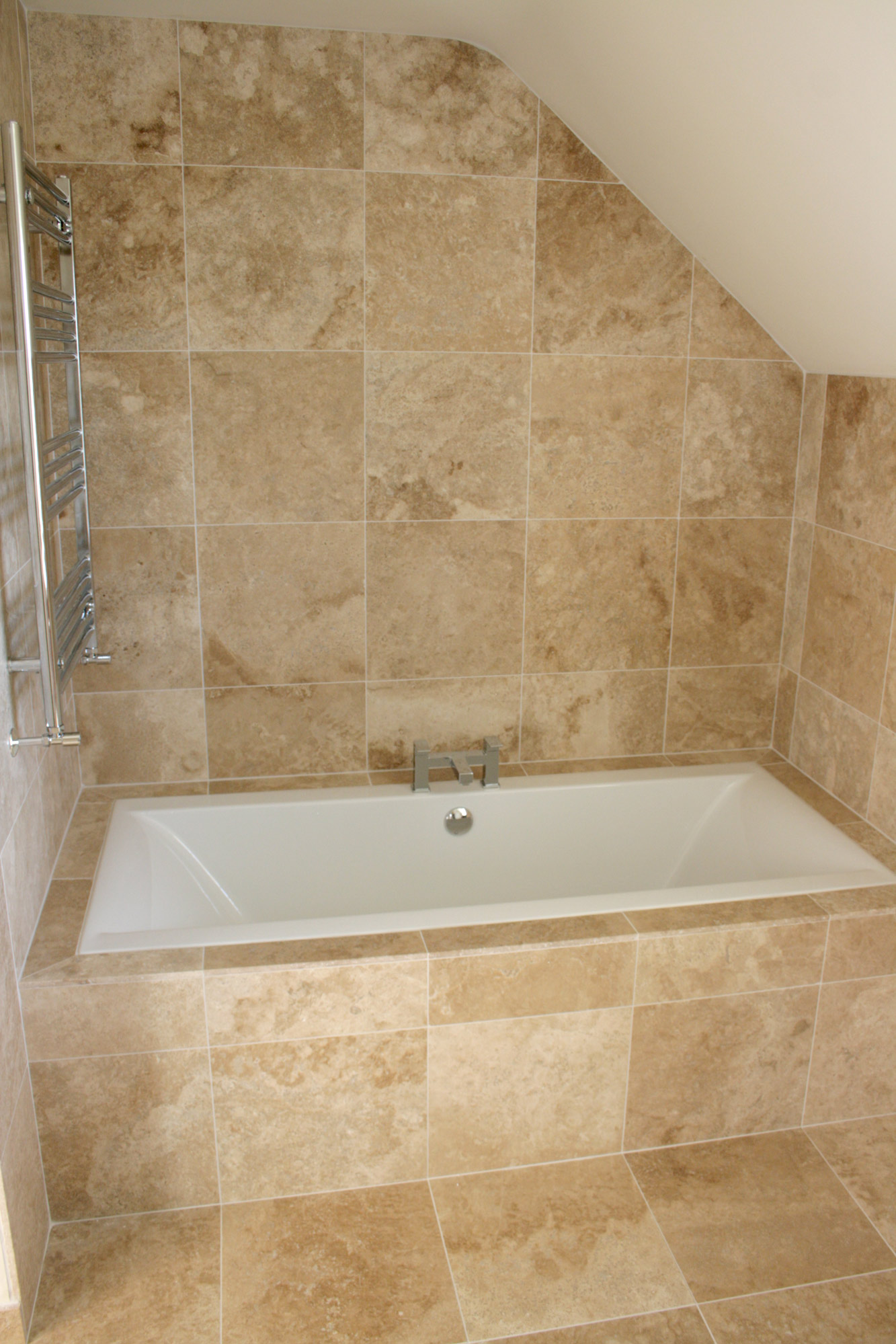 21 Pictures And Ideas Of Travertine Tile Designs For