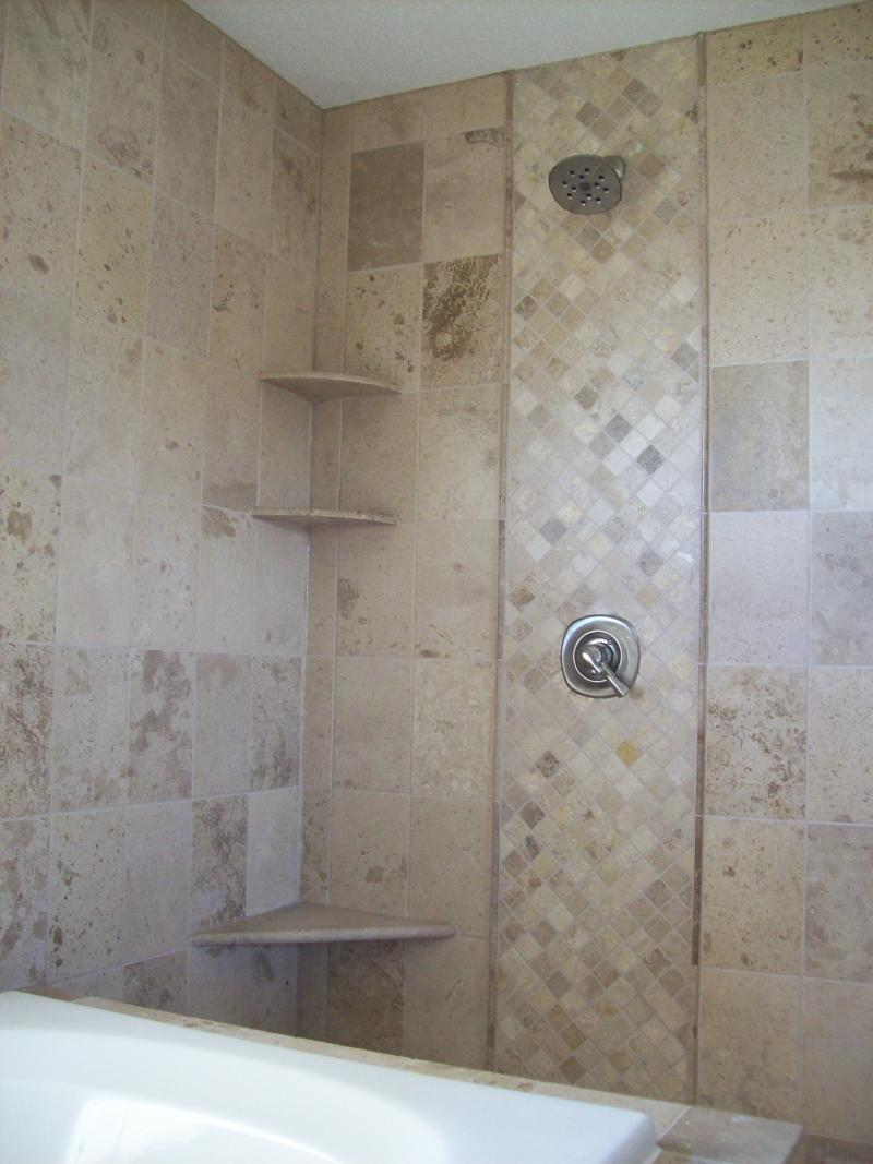30 Marble Bathroom Tile Ideas