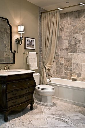 30 grey natural stone bathroom tiles ideas and pictures 2020