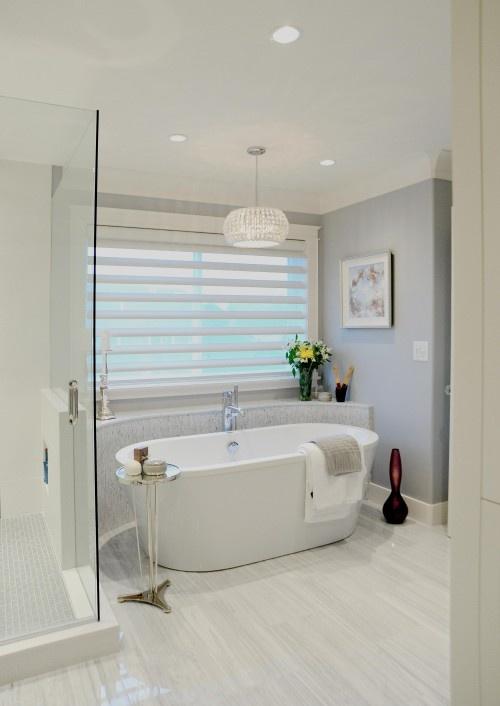 Shower Tile Grey
