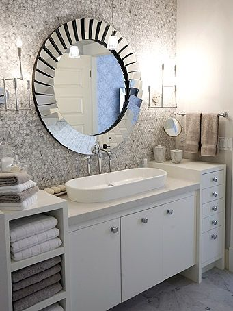36 shiny grey bathroom tiles ideas and pictures