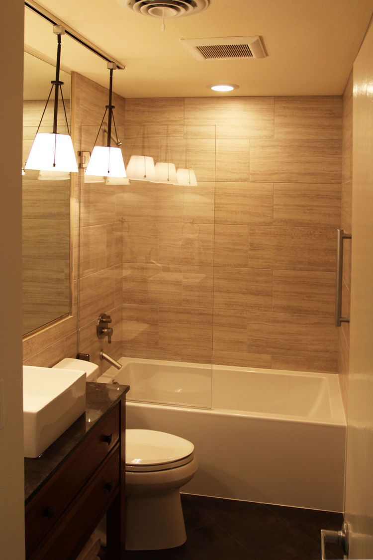 21 Ceramic Tile Ideas For Small Bathrooms