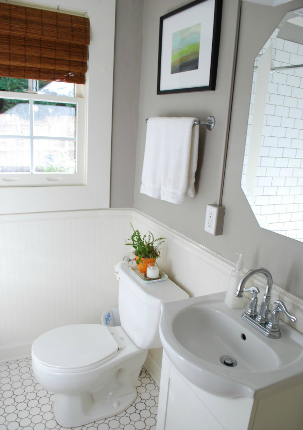Ideas For Subway Tile Beadboard Bathroom
