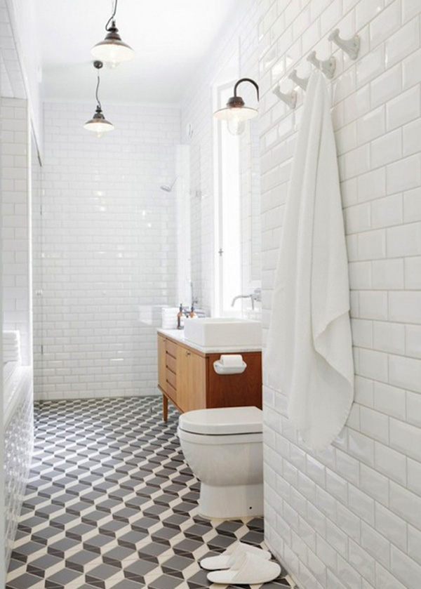 Image Result For Bathroom With Subway Tile