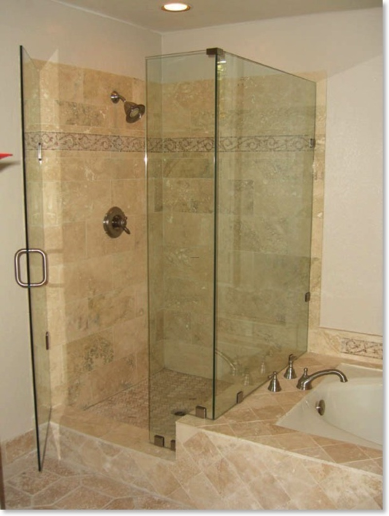 20 magnificent ideas and pictures of travertine bathroom for Remodeling ideas
