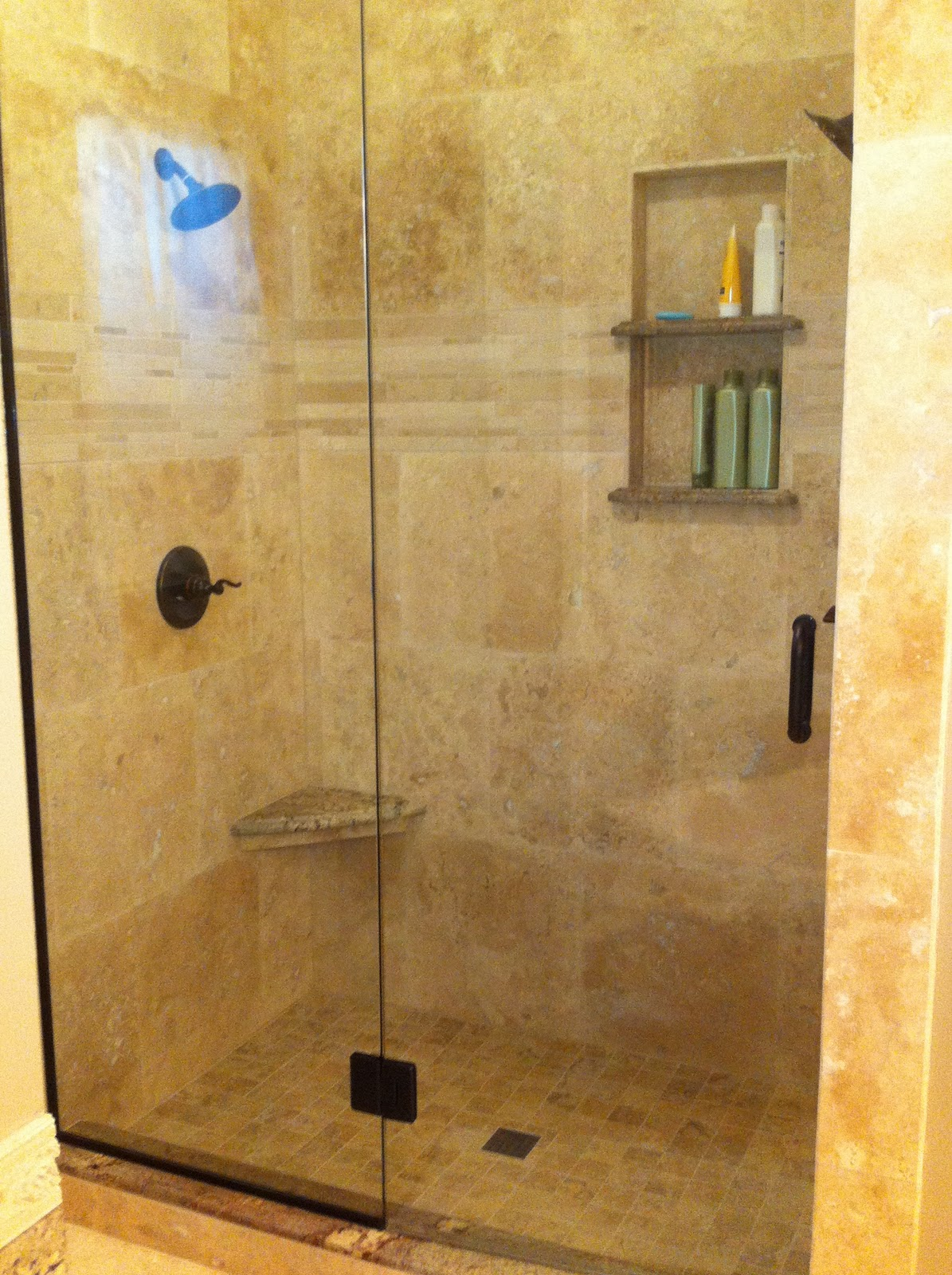 647 Ideas Design Tile Bathroom Showerstravertine on