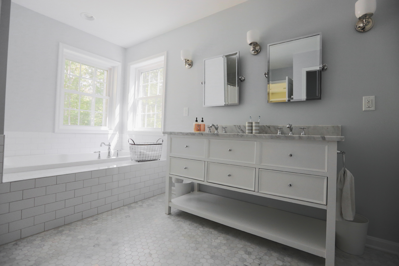 25 Grey Wall Tiles For Bathroom Ideas And Pictures 2019