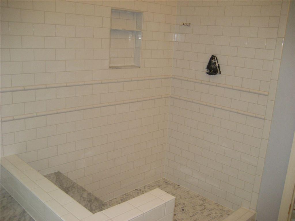19 Amazing Ideas How To Use Ceramic Shower Tile