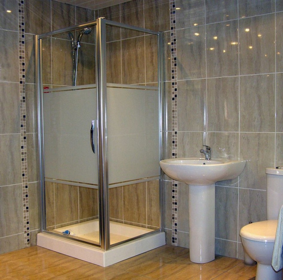 25 Cool Pictures Of Glass Tile Around Bathroom Mirror 2019