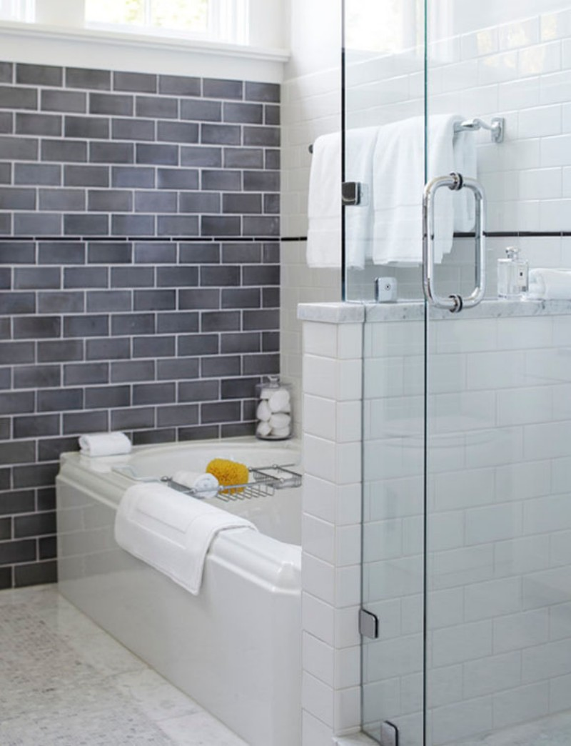 29 Pictures Of Tub Surround With Subway Tile 2019