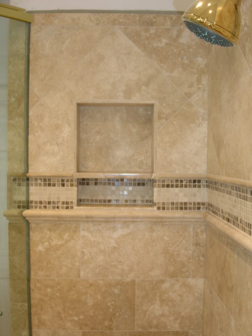 19 amazing ideas how to use ceramic shower tile minolta digital camera dailygadgetfo Choice Image