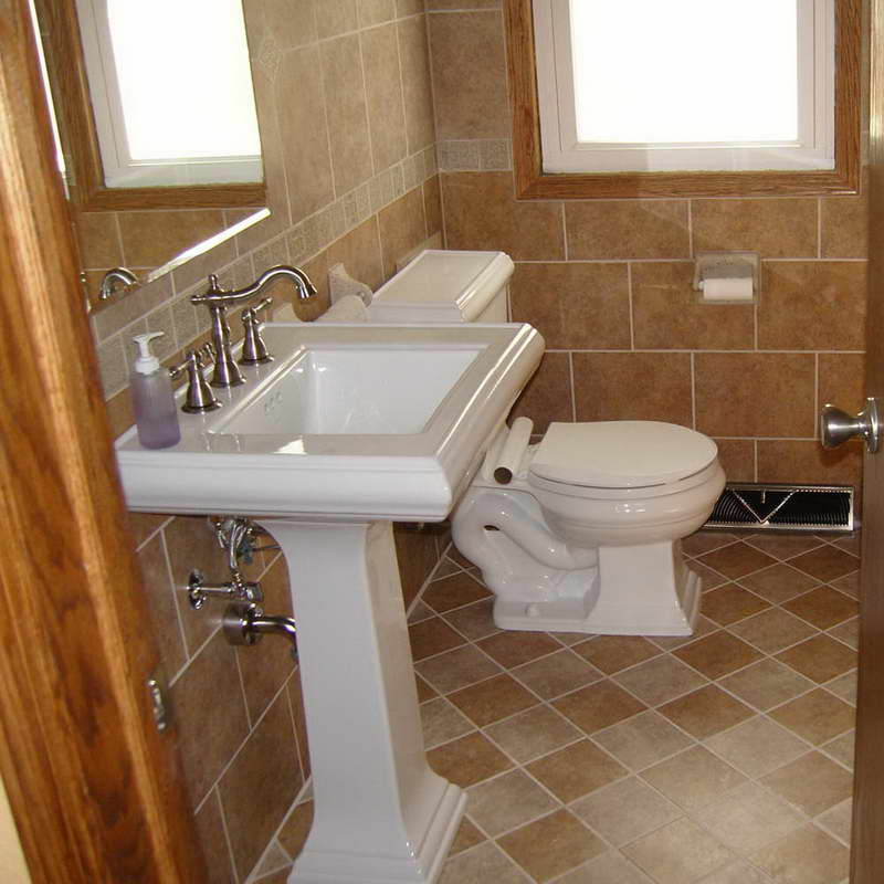 30 porcelaint tiled bathrooms 39 pictures for Find bathroom designs