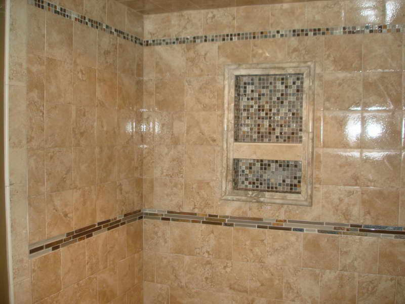 Tile Shower Designs 30 pictures of porcelain tile in a shower