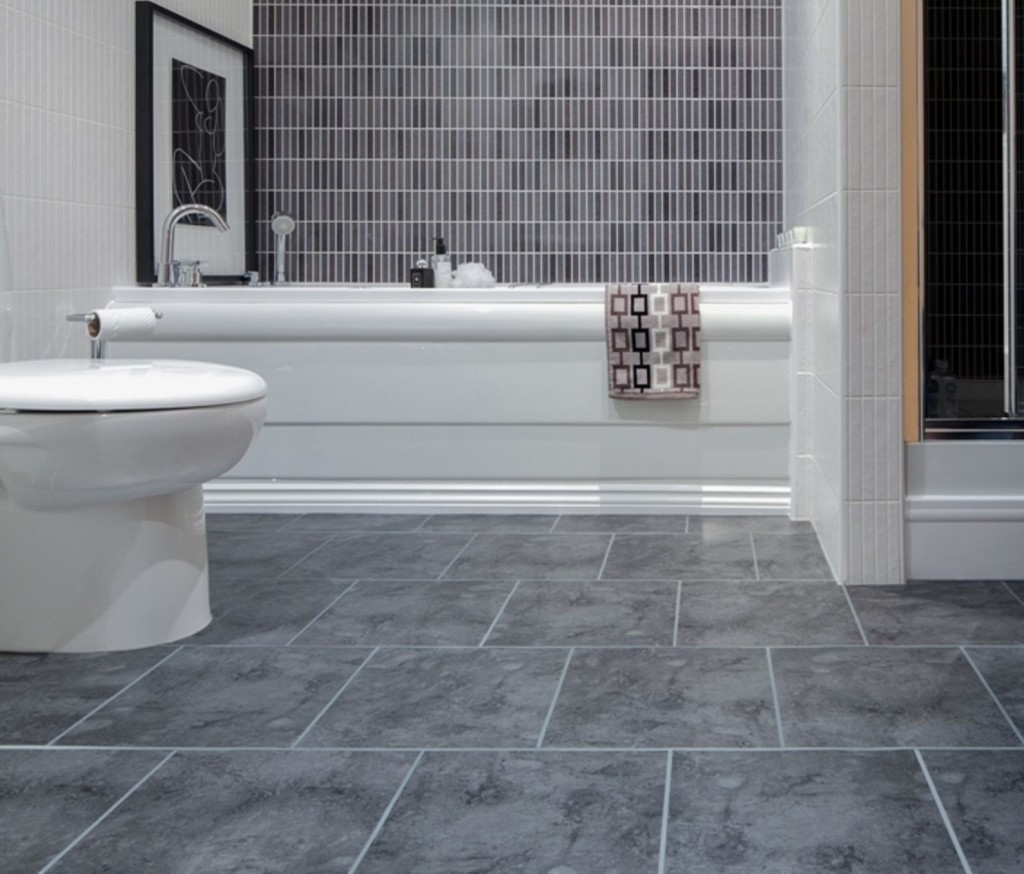 25 Grey Wall Tiles For Bathroom Ideas