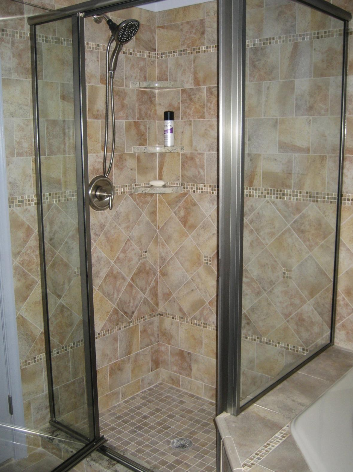 30 Pictures Of Porcelain Tile For Shower Floor