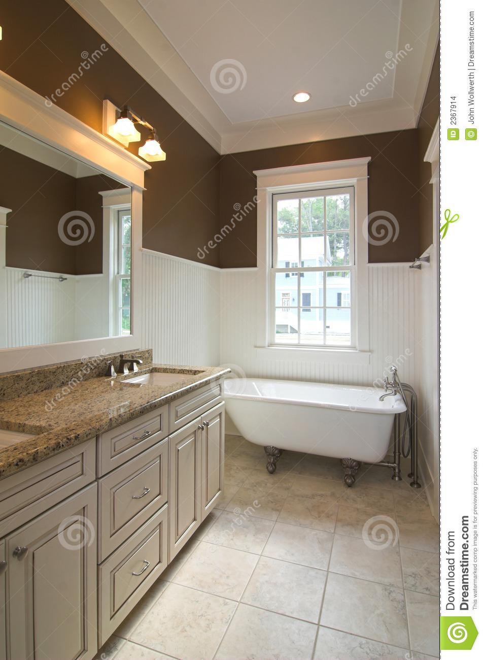 Marble Mosaic Bathroom