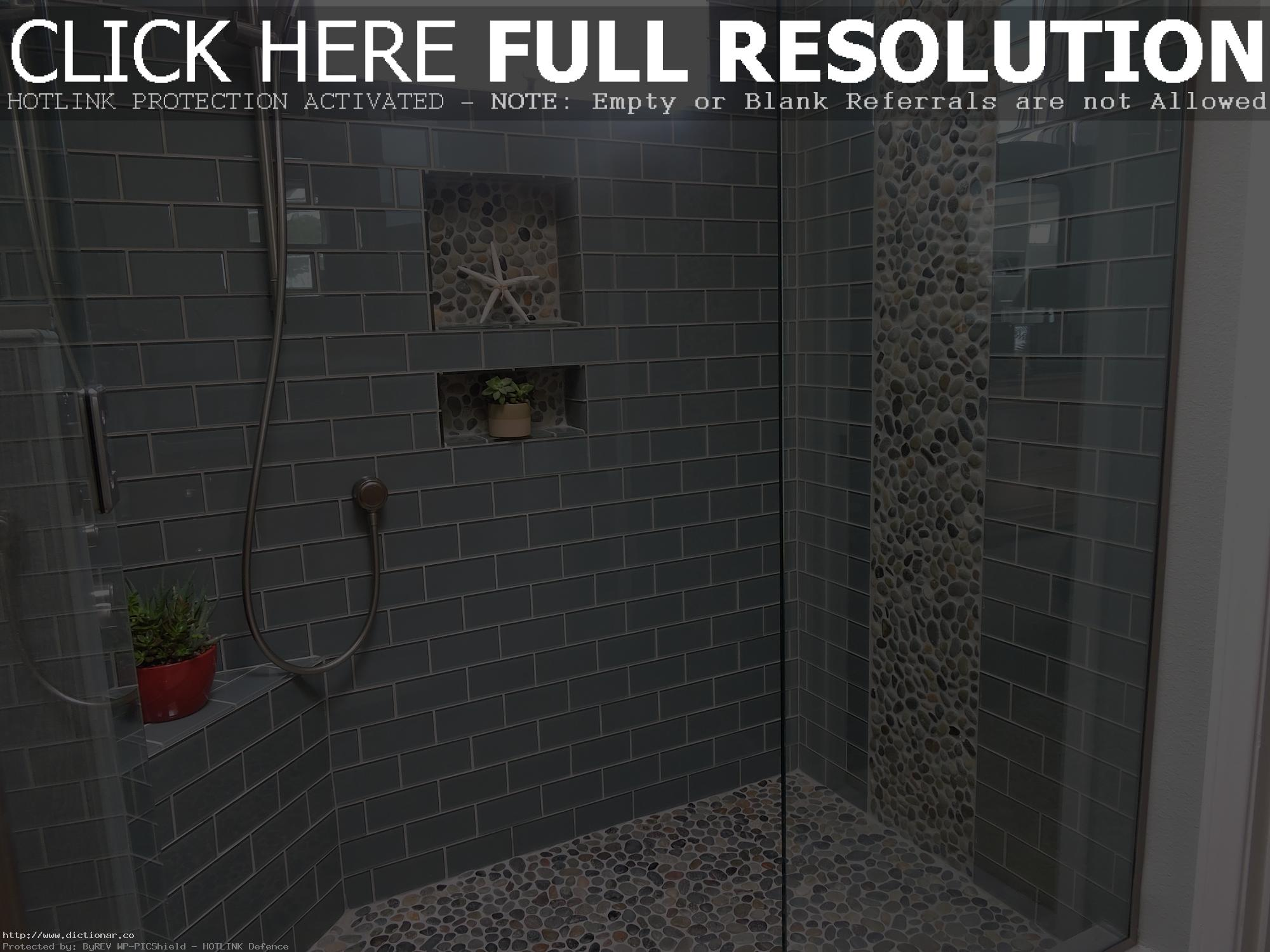 large-bali-ocean-pebble-tile-shower-floor-with-accents-with-best-decoration-and-bathroom-tile-outlet